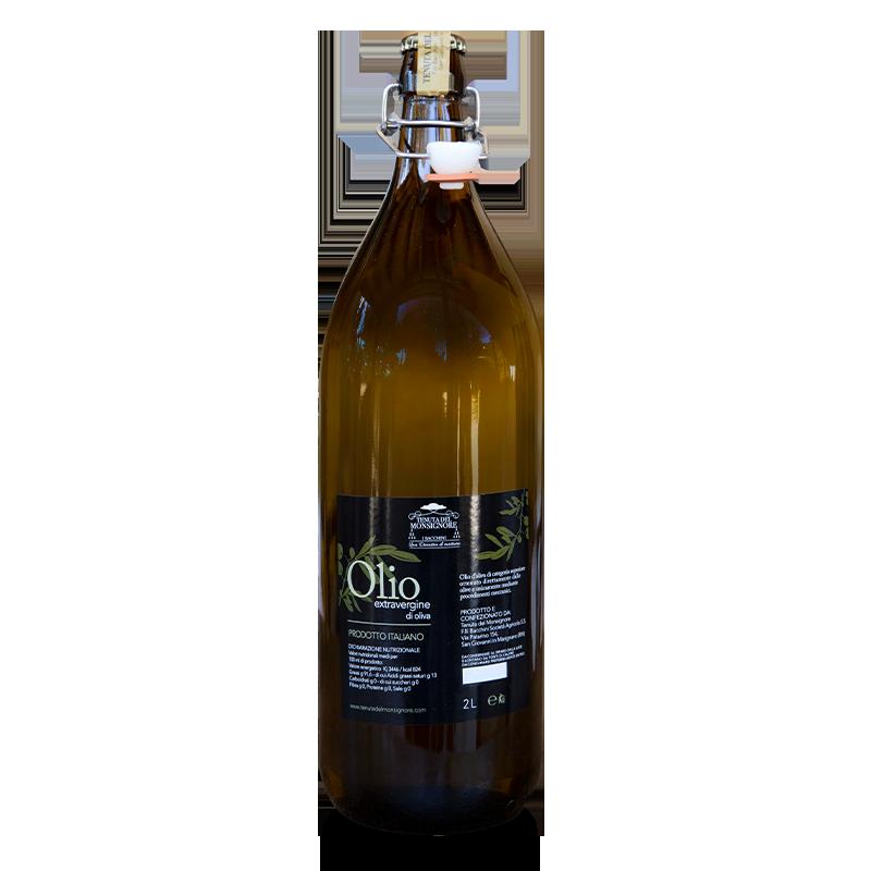 Olio extravergine di oliva 2 lt